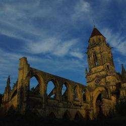 Eglise St Etienne Le Vieux