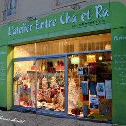 L'atelier Entre Cha Et Ra Lorient