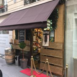 épicerie De Nuit Paris étoile Paris