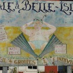 Escale A Belle Isle Sauzon