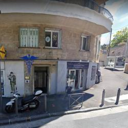 Kinésithérapeute ESCOUFIER ANNIE - 1 - Cabinet De Kinésithérapie Annie Escoufier 243, Chemin Du Roucas-blanc 13007 Marseille -