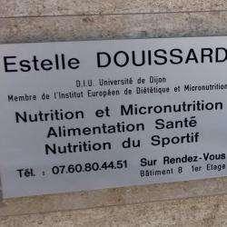 Diététicien et nutritionniste Estelle Douissart - 1 -