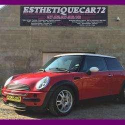 Voiture d'occasion Esthetiquecar72 - 1 - Mini Cooper 1.6l 115 Ch. -