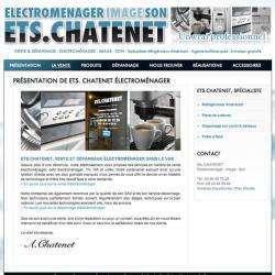 Ets Chatenet - Dépannage électroménager Draguignan
