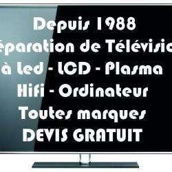 Ets Mauriet - Réparation Télé  Melun
