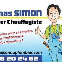 Plombier EURL SIMON Thomas - 1 -