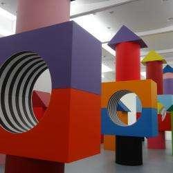 Exposition Daniel Buren Strasbourg