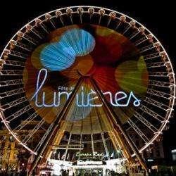 Fête Des Lumières Lyon Lyon