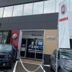 Fiat Motor Village Distributeur Roubaix