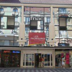 Centres commerciaux et grands magasins FNAC Belfort - 1 -