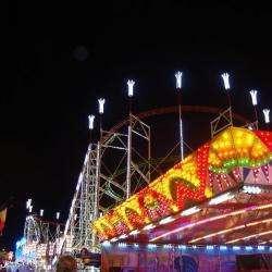 Parc D'attractions - Foire Saint Martin Perpignan