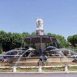 Fontaine De La Rotonde