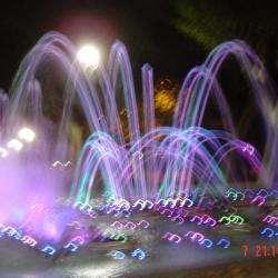 Fontaines Des Allées Maillol Perpignan