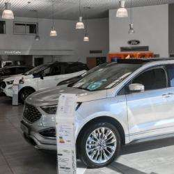 Ford Brive - Groupe Parot Brive La Gaillarde