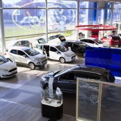 Ford Rennes Cesson-sévigné - Contacts Automobiles Cesson Sévigné