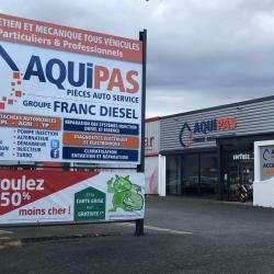Garagiste et centre auto AQUIPAS - 1 -