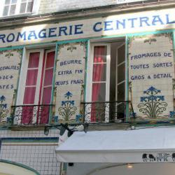 Fromagerie Centrale - Pascal Beillevaire Nantes