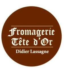 Fromagerie Tête D'or Lyon
