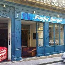 Restauration rapide funky burger - 1 -