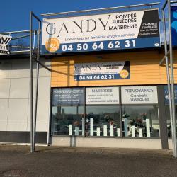 Gandy Pompes Funèbres Marbrerie Rumilly