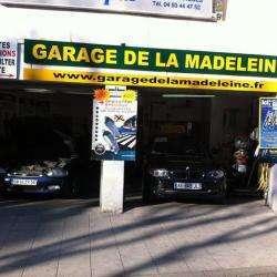 Garage De La Madeleine