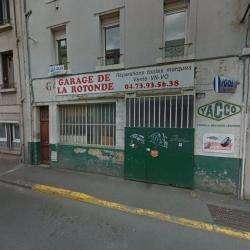 Garage De La Rotonde