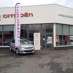 Garage Des Deux Routes - Citroën Pringy