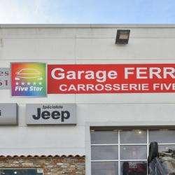 Garage Ferretti Carrosserie Five Star