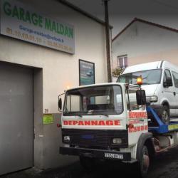 Garagiste et centre auto GARAGE MALDAN - 1 -