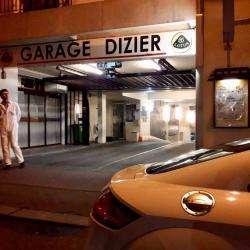 Garage Robert Dizier