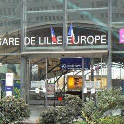 Gare De Lille Europe Lille
