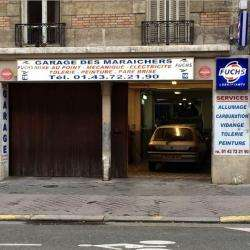 G.d.m. (sté Garage Des Maraichers)