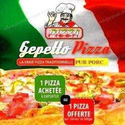 Gepetto Pizza Le Pin