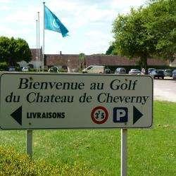 Golf Du Chateau De Cheverny Cheverny
