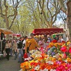 Grand Marché Du Dimanche Lunel