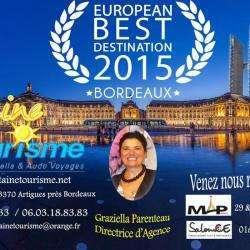 Graziella Et Aude Voyages Artigues Près Bordeaux