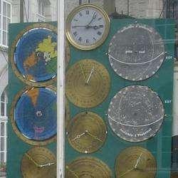 Horloge Astronomique Ploërmel