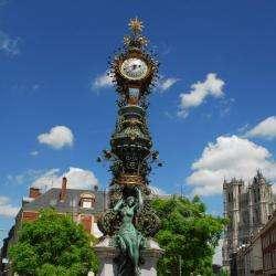 Horloge Dewailly & Marie-sans-chemise Amiens