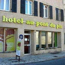 Hôtel Au Pont Du Pin Figeac