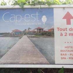 Hotel Cap Est Lagoon Resort & Spa Le François