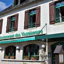 Hôtel et autre hébergement hôtel des voyageurs - 1 - Façade Du Restaurant Les Voyageurs - Rue D'argoat  -