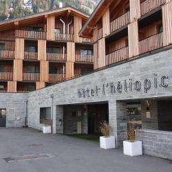 Hôtel L'héliopic Chamonix Mont Blanc
