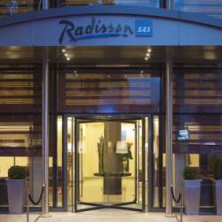 Hôtel Radisson Blu Paris Boulogne