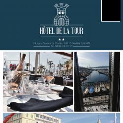 Hôtel Restaurant De La Tour Sanary Sur Mer