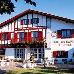 Hôtel Restaurant Ithurria Aïnhoa