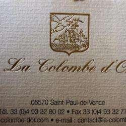 Hôtel-restaurant La Colombe D'or