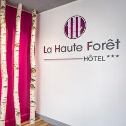 Hôtel Restaurant La Haute Forêt