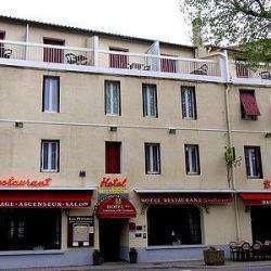 Logis Hôtel Les Platanes