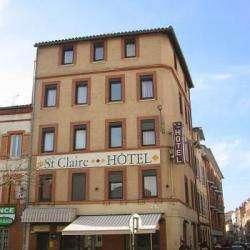 Hôtel Saint Claire Toulouse
