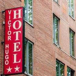 Hôtel et autre hébergement Hotel Victor Hugo - 1 -